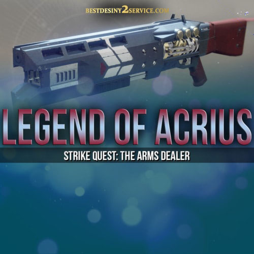 Legend Of Acrius Shotgun Arm S Dealer Strike Best